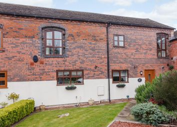 Thumbnail 3 bed terraced house for sale in Lakesedge, Eccleshall Road, Stone