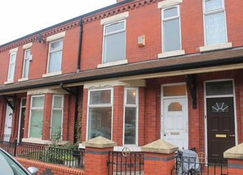 Thumbnail 3 bedroom terraced house for sale in Deramore Street, Rusholme, Manchester