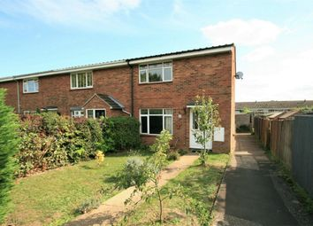 Thumbnail 2 bed end terrace house for sale in Bryony Close, Witham, Essex