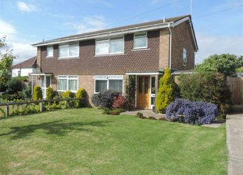 Thumbnail 3 bed semi-detached house for sale in Piltdown Close, Bexhill On Sea, East Sussex