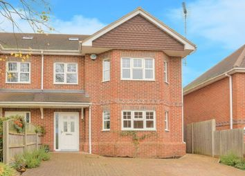 Thumbnail 5 bed semi-detached house for sale in Bluebell Close, Park Street, St. Albans