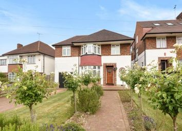 Thumbnail 4 bed detached house for sale in Buckingham Avenue, Whetstone