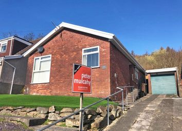 Thumbnail 2 bed detached bungalow for sale in Heathlands, Ystrad Mynach, Hengoed