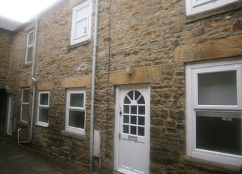 Thumbnail 2 bed terraced house to rent in Hencotes, Hexham