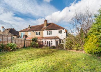Thumbnail 3 bed semi-detached house for sale in Purley Downs Road, South Croydon