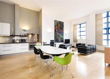 Thumbnail 1 bed flat to rent in Chilton Street, London
