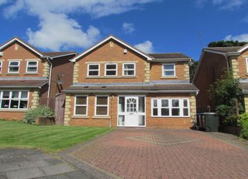 Thumbnail 5 bed detached house for sale in Princes Meadow, Gosforth, Newcastle Upon Tyne