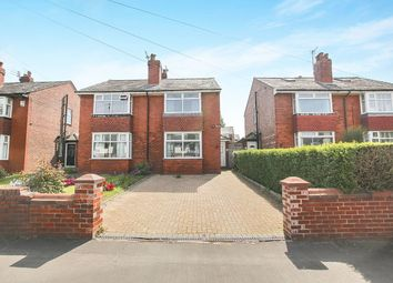 Thumbnail 3 bed semi-detached house for sale in Stockport Road, Stockport