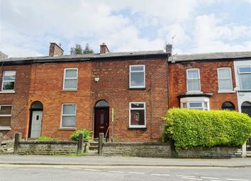 Thumbnail 3 bed terraced house to rent in Clifton Road, Manchester, Manchester