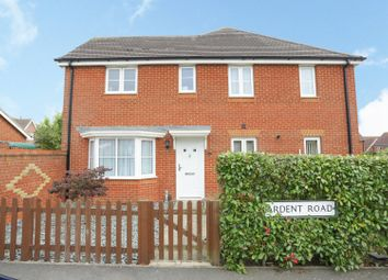 Thumbnail 3 bed semi-detached house for sale in Ardent Road, Whitfield, Dover