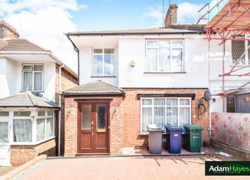 Thumbnail 3 bed semi-detached house to rent in Nethercourt Avenue, West Finchley