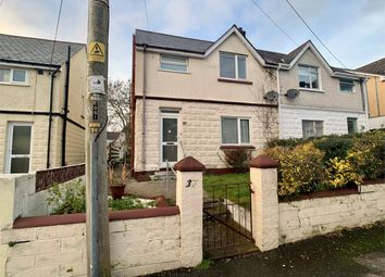 Thumbnail 3 bed semi-detached house for sale in Tewington Place, St. Austell