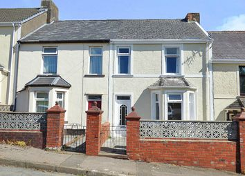 Thumbnail 3 bed terraced house for sale in Harcourt Road, Gwent, Gwent