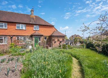 Thumbnail 2 bed semi-detached house for sale in Fletching, Uckfield