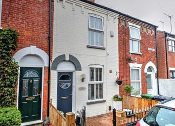 Thumbnail 3 bed terraced house for sale in North Road, Gorleston