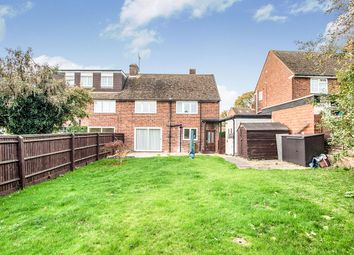 4 bed semi-detached house for sale in Hobbs Hill Road, Nash Mills, Hemel Hempstead, Hertfordshire HP3