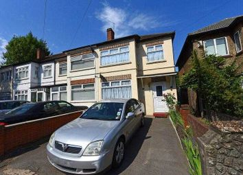 Thumbnail 3 bed end terrace house for sale in Durnsford Road, London
