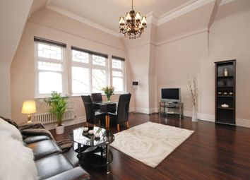 Thumbnail 1 bed flat to rent in Arkwright Road, Hampstead