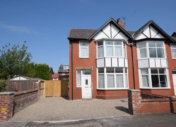 Thumbnail 3 bed semi-detached house for sale in Manor Road, Clitheroe