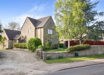 Firs, Marston Meysey, Swindon, Wiltshire SN6. 4 bed detached house for sale