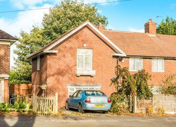 Thumbnail 2 bed end terrace house for sale in Jervoise Road, Weoley Castle, Birmingham, West Midlands