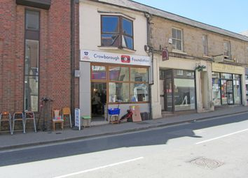Thumbnail Retail premises for sale in 1A Belmont Buildings, High Street, Crowborough