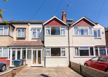 Thumbnail 3 bed terraced house for sale in Cavendish Road, New Malden