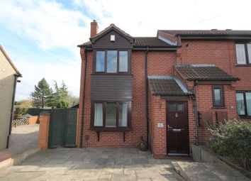 Thumbnail 2 bed end terrace house to rent in Hill Top, Castle Donington, Derby