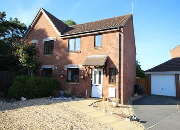 Thumbnail 3 bed semi-detached house for sale in Liederbach Drive, Verwood