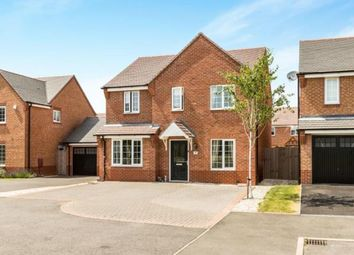 Thumbnail 4 bed detached house for sale in Warinford Close, Warwick, .