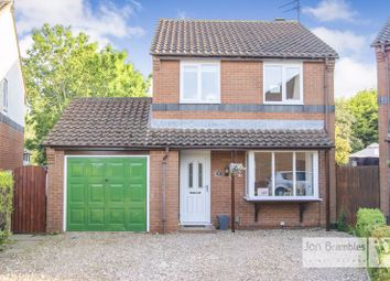 Thumbnail 3 bed detached house for sale in Catkin Way, New Balderton, Newark