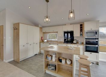 Thumbnail 3 bed lodge for sale in White Acres Holiday Park, Newquay, Cornwall