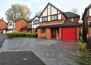 Thumbnail 4 bed detached house for sale in Longsight Lane, Bolton