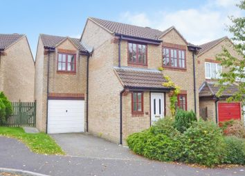 Thumbnail 4 bed detached house to rent in Primrose Walk, Warminster