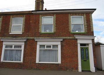 Thumbnail 3 bed end terrace house for sale in Fleet Street, Holbeach, Spalding