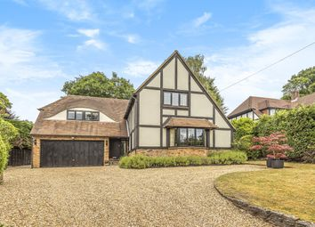 Thumbnail 4 bed detached house for sale in Alma Road, Headley Down