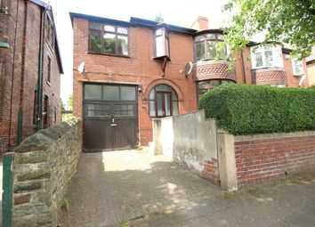 Thumbnail 4 bed semi-detached house to rent in Firshill Avenue, Sheffield