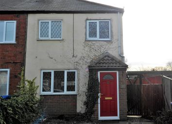 Thumbnail 3 bedroom terraced house to rent in Brecks Road, Retford