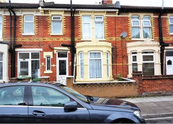 Thumbnail 3 bedroom semi-detached house for sale in Kimbolton Road, Portsmouth