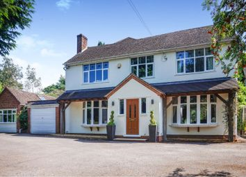 Thumbnail 4 bed detached house for sale in Worcester Road, Hackman's Gate, Clent, Worcestershire