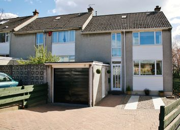 Thumbnail 3 bedroom end terrace house for sale in 11 Falkland Gardens, Corstorphine, Edinburgh