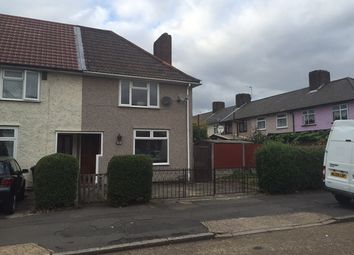 Thumbnail 2 bedroom end terrace house to rent in Lillechurch Road, Becontree, Dagenham