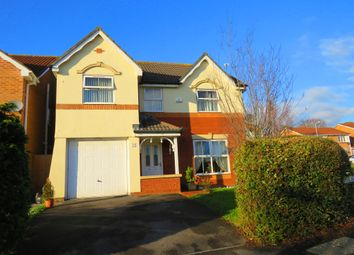Thumbnail 4 bedroom detached house for sale in Llys Gwent, Barry