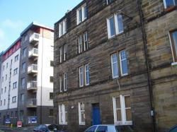 Thumbnail 2 bed flat to rent in Ashley Place, Edinburgh