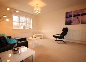 Thumbnail 2 bed flat to rent in Greenwood Road, Wythenshawe, Manchester