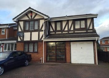Thumbnail 5 bed detached house to rent in The Bantocks, West Bromwich