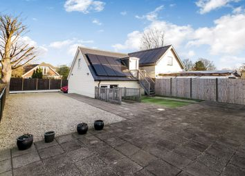 Thumbnail 3 bed detached house for sale in Sunderton Lane, Clanfield, Waterlooville