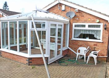 Thumbnail 2 bed detached bungalow for sale in Azalea Close, Burbage, Hinckley, Leicestershire