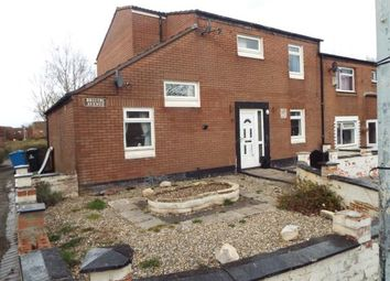 Thumbnail 4 bed end terrace house for sale in Bristol Avenue, Murdishaw, Runcorn, Cheshire
