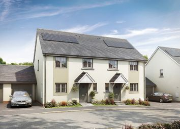 Thumbnail 3 bed semi-detached house for sale in The Rippon, Cornwood Chase, Cornwood Road, Ivybridge